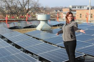 rooftop solar, aurora illinois, the support companies